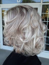 brown lowlights on bleach blonde hair pictures fascinating platinum hair with brown lowlights this color is