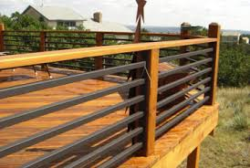 when the time comes i u0027d love to redo the deck railing with wire