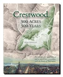 crestwood map crestwood citizens association crestwood 300 acres 300 years