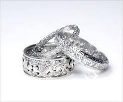 vintage bands rings images Junebug book preview antique and vintage wedding rings junebug jpg