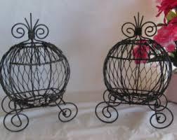 gold wire cinderella carriage fairytale wedding ball