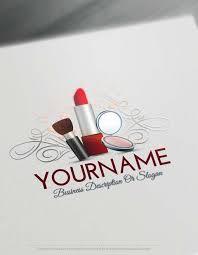 makeup artist online free logo creator online makeup artist logo design makeup