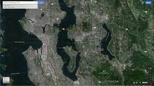 Redmond Washington Map by Bellevue Washington Map
