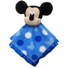 Mickey Mouse Baby Bedding Disney Baby Bedding Mickey Mouse Security Blanket Walmart Com