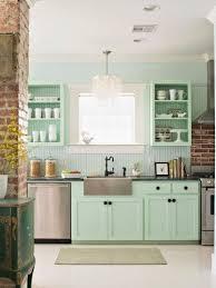 organisation cuisine couleur vert d eau kitchens mint kitchen and