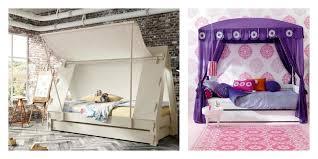 tente chambre enfant chambre enfant lit cabane fille variations maison tente le lit