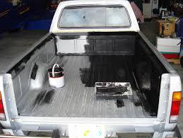 Bed Liner Spray Gun Best Spray In Bedliner Alternative Dualliner Truck Bedliner