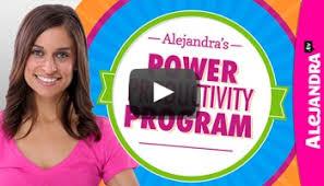 Alejandra Organizer Video Simplessity Declutter Your Home Program By Alejandra Tv