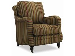 Upholstered Chair by Sam Moore Tyler Traditional Upholstered Chair Belfort Furniture