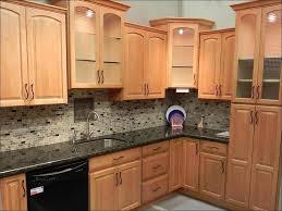 Prairie Style Kitchen Cabinets Kitchen What Color Cabinets With Dark Wood Floors Cherry Kitchen