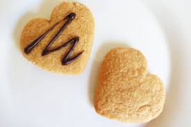 heart shaped cookies heart shaped peanut butter cookies tasty kitchen a happy recipe