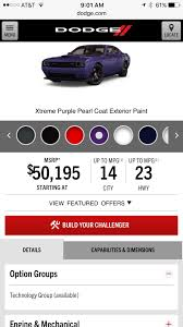 paint plum crazy pearl vs xtreme purple pearl srt hellcat forum