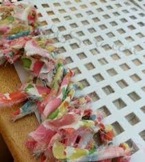 Pastel Rag Rug Rag Rug Diy Waverize Rag Rug Diy Craft And Upcycle