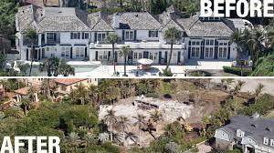 tiger woods house elin nordegren is building the same 12 million house she knocked down