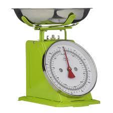 lime green kitchen appliances amazon com premier housewares 5 kg retro kitchen scale lime