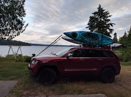 jeep grand cherokee kayak rack wk2 picture thread page 154 jeepforum com