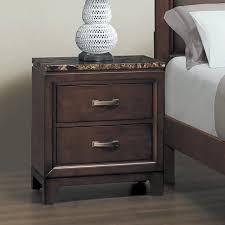 marble top nightstand oak u2014 decor u0026 furniture storage marble top