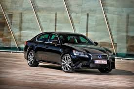 lexus is or gs lexus brings gs 350 sedan up to date for 2014 model year with new