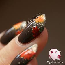 fall color nail art gallery nail art designs