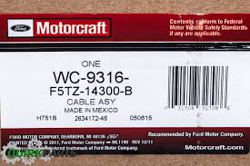 95 97 ford f250 f350 7 3l diesel battery cables positive negative