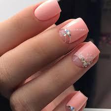 gorgeous light pink nails naildesignsjournal com