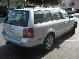 volkswagen wagon 2001 view of volkswagen passat glx wagon photos video features and