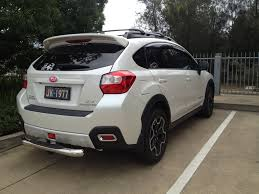modified subaru life in digital colour the new subaru xv malaysia review