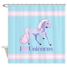 light purple shower curtain i heart unicorns shower curtain unicorns purple unicorn and light