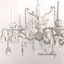 Shabby Chic Lighting Chandelier by 676 Best Chandeliers Lighting Images On Pinterest Crystal