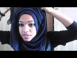 video tutorial turban style voluminous messy layered hijab tutorial my everyday hijab style
