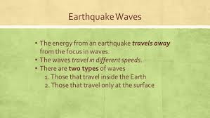 South Dakota which seismic waves travel most rapidly images By andrea snell revised by gbrenneman ppt download jpg