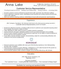 Sample Resume For Customer Service Representative Call Center by Customer Service Resumes Call Center Representative Resume Sample