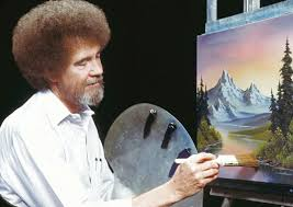 there u0027s now a bob ross coloring book and it u0027ll make you want to