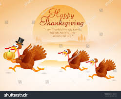 beautiful thanksgiving day celebrations concept stock vector