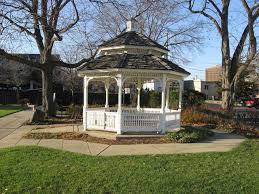 gazebo rentals picnic area rentals rockford park district parks recreation