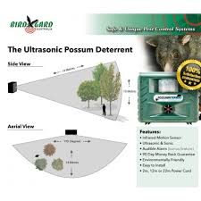 possum deterrent bird gard pty ltd
