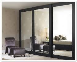 Closet Mirror Door Decorative Mirror Sliding Closet Doors All Home Decorations