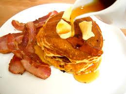 blueberry pancake recipe perfect blueberry pancakes ms cooksalot