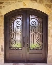 decorative replacement glass for front door atlanta iron doors custom iron doors iron entry doors