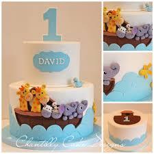 chantilly cake designs cakes noah u0027s ark pinterest cake