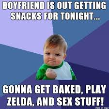 Man Date Meme - my man knows how to do date night right meme on imgur