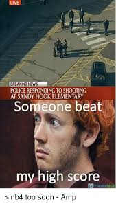 Hook Meme - live breaking news police responding to shooting at sandy hook
