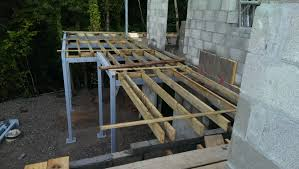 the story of our self build journey deck the halls