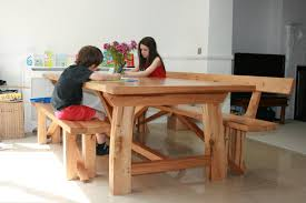 handmade oak dining tables bespoke refectory tables