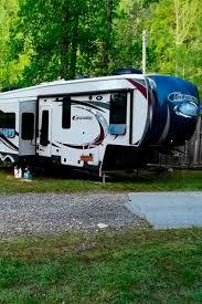 Iowa travel pro images Tailgating camp site rv cresco iowa jpg