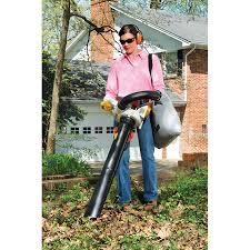 Blower Vaccum Sh 56 C E Leaf Blower Vacuum Shredder Vacs Stihl Usa