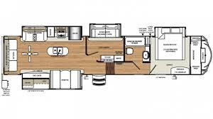 Forest River 5th Wheel Floor Plans Forest River Sierra 372lok 5th Wheel Floor Plan