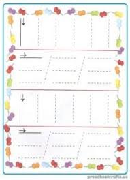 printable tracing line worksheets for kindergarten preschool and