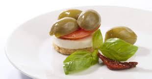 linea canapé canapés with aperitif olives frutto d italia linea frutto