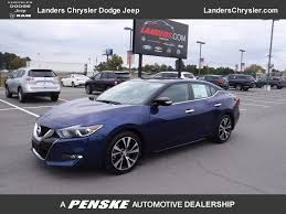 convertible nissan maxima 2016 used nissan maxima platinum 1 owner leather backup camera
